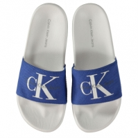 Papuci plaja Blugi Calvin Klein Logo