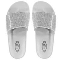 Papuci plaja Miso Sparkle pentru Femei