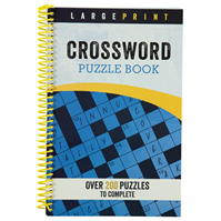 Paragon Print Word Search Puzzle Book
