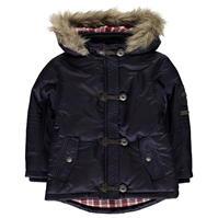 Jacheta parka SoulCal Toggle pentru fete pentru Bebelusi