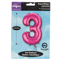 Partymor Super Shape 3 Balloon