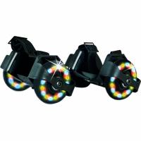 Patine cu rotile Schildkrot Flashy Rollers negru 970302