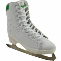 Patine pe gheata Skates Roces ATP alb-verde 450682 01 barbati