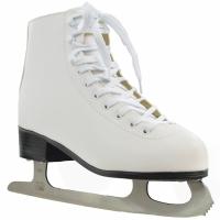 Patine pe gheata Skates Roces Paradise Blade alb 450635 01 femei