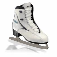Patine pe gheata Skates Roces RFG 1 alb 450511 femei
