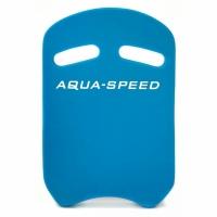 Placa inot kickboard FLOORING AQUA SPEED UNI KICK 43cm / 162 Aqua-Speed