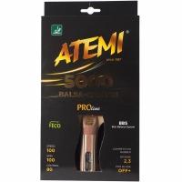 Patty pentru Ping Pong Atemi 5000 Pro New Anatomical