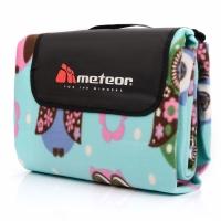 Patura pentru picnic Blanket Meteor Basic 170x200 Cm Owls 77120