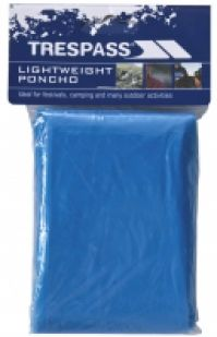 Pelerina ploaie Drylite Blue Trespass