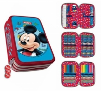 Penar 3 Compartimente Complet Echipat Mickey Mouse