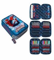 Penar 3 Compartimente Complet Echipat Spiderman