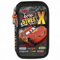 Penar Dublu Compartimentat Street X Disney Cars