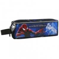 Penar Scoala Neechipat Dublu(2 Compartimente) Baieti Amazin Spiderman