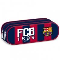 Penar Scoala Neechipat Dublu (2 Compartimente) Baieti Fc Barcelona