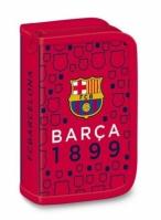 Penar Scoala Neechipat Un Compartiment (1 Fermoar) Baieti Fc Barcelona