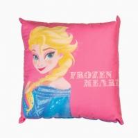 Perna Decorativa Frozen , 42x42 Cm, Roz