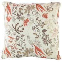 Perna Linens and Lace Printed Panama