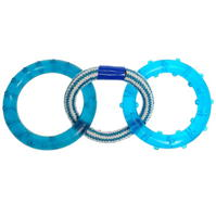 Pet Brands 3 Toy caine Rings 91