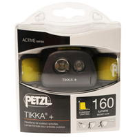 Lampa Petzl Tikka and
