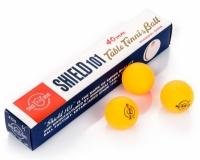 Set 6 Mingi Ping Pong SHIELD portocaliu / 3010