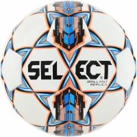Minge fotbal Select Brillant Replica alb-portocaliu-albastru 2017 11975 Select Brillant Replica alb-portocaliu-albastru 2017 11975 Select Brillant Replica