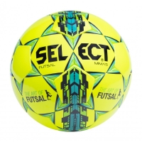 Minge fotbal SELECT FUTSAL MIMAS 4 galben / verde / albastru