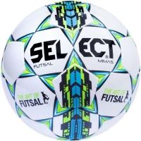 Minge fotbal Select Futsal Mimas 4 alb / verde albastru