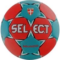 Minge de handbal Select MUNDO MINI 0 rosu / turcoaz