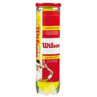 Mingi tenis teren WILSON CHAMPIONSHIP / 4 items