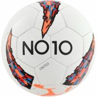 Minge fotbal NO10 UNITED alb 56018-A