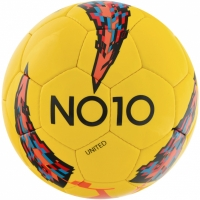 Minge fotbal NO10 UNITED galben 56018-B