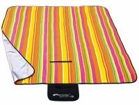 Patura picnic SPOKEY STRIPS 130x150cm 85041