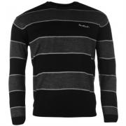 Pulovere tricotate Pierre Cardin Big cu dungi pentru Barbati