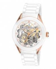 Ceas Pierre Lannier Watches Mod Ceramic Ssteel Ceramic 18mm Polaris Automatic 38 Mm pentru Femei