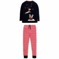 Pijama Copii Jamie Jim Navyreindeer
