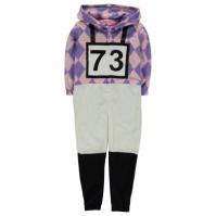 Pijama salopeta Platinum Child pentru fete