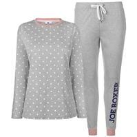 Pijamale Boxeri Joe Jersey Boxed pentru Femei