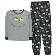 Pijamale Crafted Essentials Design baieti
