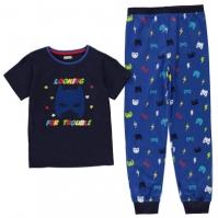 Pijamale Crafted Essentials Design pentru Copii