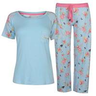 Pijamale Full Circle Meadow Floral pentru Femei