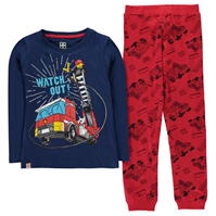 Pijamale Lego Wear City baieti