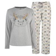 Pijamale Maison De Nimes Hedgehog pentru femei