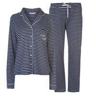 Pijamale Maison De Nimes Str LS Jsy femei