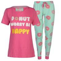Pijamale Rock and Rags Fun Print