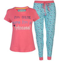 Pijamale Rock and Rags Slogan