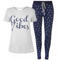 Pijamale Rock and Rags Table pentru Femei