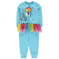 Pijama salopeta Jersey pentru Bebelusi cu personaje