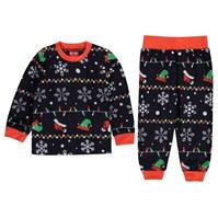 Pijamale Craciun Family pentru Bebelusi