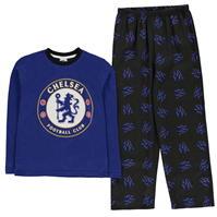 Pijamale Team Woven Jersey baieti