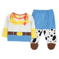 Pijamale Unisex pentru Bebelusi cu personaje